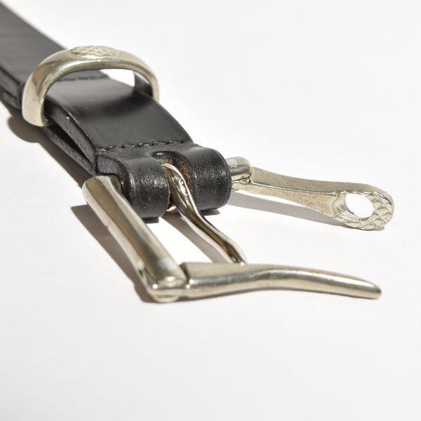 【送料無料】Martin Faizey マーティンフェイジー 1.0 INCHI インチ QUICK RELEASE BELT クイックリリースナローベルト 日本限定 JAPAN LIMITED レザー 本革 牛革 イギリス製 MADE IN ENGLAND