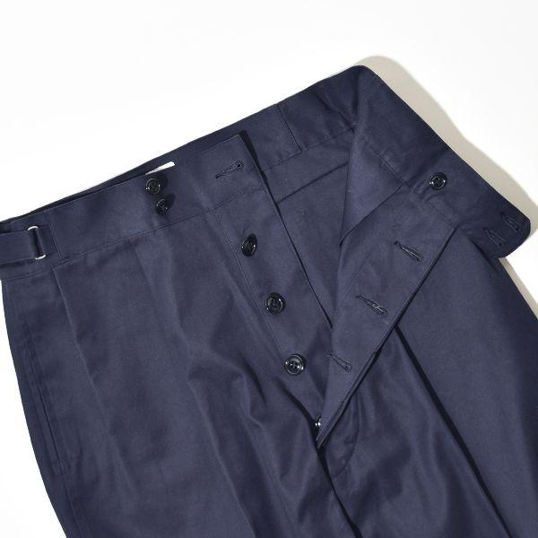 ANATOMICA アナトミカ MOONLOID ムーンロイド 別注 ROYAL MARINE PANTS ロイヤルマリンパンツ メンズ MADE IN JAPAN 日本製
